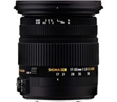 Изображение в Электроника и техника Фотокамеры и фото техника Продается новый объектив Sigma AF 17-50mm в Томске 15790