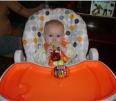 Изображение в Для детей Детская мебель продам столик для кормления моющийся,три в Хабаровске 1500