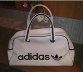 Фотография в Одежда и обувь Аксессуары обалденная сумка Adidas Originals очень вместительная в Воронеже 1500