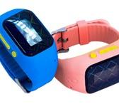 Фотография в Телефония и связь Мобильные телефоны Детские часы-телефон Myrope с GPS трекером. в Москве 4990