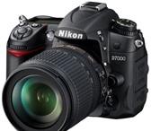 Изображение в Электроника и техника Фотокамеры и фото техника Продам Зеркальный фотоаппарат Nikon D7000 в Барнауле 34000