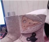 Фото в Для детей Детская обувь Срочно продам детские валенки новые, купила в Москве 600