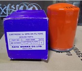 Фото в Авторынок Автозапчасти Продам фильтр гидравлический Kato 689-35703033.Большой в Владивостоке 1500