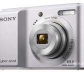Foto в Электроника и техника Фотокамеры и фото техника Продаю фотоппарат цифровой Sony Cyber. Это в Москве 2500