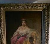 Изображение в Хобби и увлечения Антиквариат Продам Картину подлинник, автор М.Потапов в Москве 250000