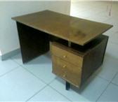 Фотография в Мебель и интерьер Столы, кресла, стулья Продам стол письменный однотумбовый,  б/у. в Нижнем Новгороде 600