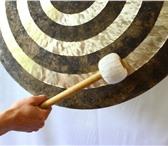 Foto в Хобби и увлечения Музыка, пение Тибетский Гонг. Гонг диаметр 70 см., вес в Москве 25000