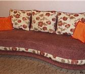 Фото в Мебель и интерьер Мягкая мебель Диван + кресло с механизмом трансформации в Петрозаводске 13000