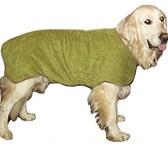 Изображение в Домашние животные Одежда для собак Полотенце попонки для животных из микрофибры в Москве 0