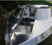 Фото в Авторынок Водный транспорт Продам Скоростной алюминиевый катер Джет в Владивостоке 634000