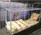 Изображение в Мебель и интерьер Мебель для спальни Одноярусные и двухъярусные кровати :материал, в Туле 1250