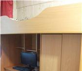Изображение в Мебель и интерьер Мебель для детей Письменный стол со встроенным шкафом для в Иркутске 12000