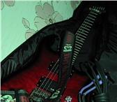 Фотография в Хобби и увлечения Музыка, пение продам  комплектом: эл.гитара B.C. Rich ; в Архангельске 19000