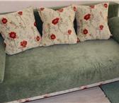 Изображение в Мебель и интерьер Мягкая мебель Продается диван-кровать б.у. Отличный вариант- в Пензе 5000