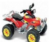 Фотография в Для детей Детские игрушки Машинка- квадроцикл на аккумуляторе TR 6638 в Воронеже 6600