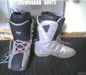 Изображение в Одежда и обувь Спортивная одежда Продаю ботинки для сноуборда,  б/у,  в хорошем в Самаре 500