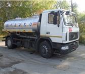 Фотография в Авторынок Автоцистерна пищевая Молоковоз (водовоз) на шасси МАЗ 5340В2(В3), в Ижевске 3650000