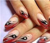 Изображение в Красота и здоровье Косметические услуги Наращивание ногтей биогелем,   от 600р.Любой в Великом Новгороде 600