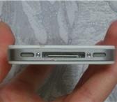 Фотография в Телефония и связь Мобильные телефоны Продам iPhone 4s white 16gb работает на 5+ в Перми 7000