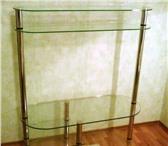 Фотография в Мебель и интерьер Мебель для гостиной продам стеклянную,  пятиуровневую стойку в Когалым 0