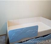 Foto в Для детей Детская мебель Продам новую детскую кровать с ортопедическим в Москве 8000
