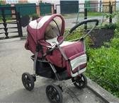 Фотография в Для детей Детские коляски Продам коляску абсолютно новую дешево .Почти в Бийске 3500