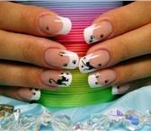 Foto в Красота и здоровье Косметические услуги Качественное наращивание ногтей по технологии в Смоленске 700