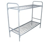 Фотография в Мебель и интерьер Мебель для спальни Кровати металлические для общежитий, хостелов, в Архангельске 950