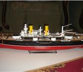 Foto в Хобби и увлечения Коллекционирование Продается модель эскадренного броненосца в Нижневартовске 7000