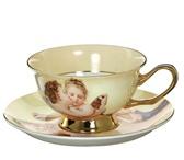 Foto в Мебель и интерьер Посуда Божественно-красивый чайный набор «Ангелочки» в Краснодаре 10000