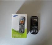 Foto в Телефония и связь Мобильные телефоны Сотовый Телефон Samsung Белого И Черного в Москве 1000