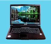 Foto в Компьютеры Ноутбуки Ноутбук ASUS, модель X58C бу в отличном состоянии.Input: в Москве 10500