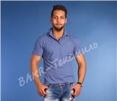 Фото в Одежда и обувь Мужская одежда Поло мужскоеМатериал пике, хлопок 100%Размер48-58Цена в Омске 300