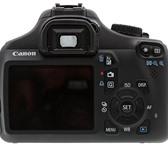 Фотография в Электроника и техника Фотокамеры и фото техника Зеркальный фотоаппарат Canon EOS 1100D Kit в Екатеринбурге 14000