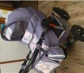 Фотография в Для детей Детские коляски Коляске один год и она в идеальном состоянии. в Ростове-на-Дону 8500