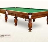 Фото в Спорт Спортивные магазины Бильярдные столы от производителя фабрики в Тимашевск 19000