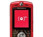 Изображение в Телефония и связь Мобильные телефоны продаю моторолу л7,красного цвета,в комплекте в Самаре 450