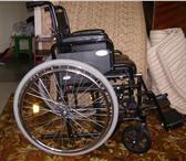 Фото в Красота и здоровье Товары для здоровья Инвалидное кресло коляска с ручным приводом в Омске 6500