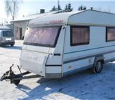 Изображение в Авторынок Жилой прицеп Прицеп кемпинговый дом дача BERGLAND 395 в Смоленске 285000