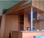 Фото в Для детей Детская мебель Продам школьный уголок кровать, новый, в в Тольятти 10000