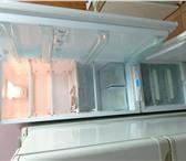 Фотография в Электроника и техника Холодильники продам встраиваемый холодильник, высота 185см, в Омске 9400