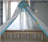 Foto в Для детей Детская мебель Продам детскую кроватку с матрасиком ,с ней в Екатеринбурге 1500