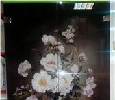 Фото в Мебель и интерьер Мебель для прихожей шкаф 1,8*0,9*0,4 эмаль + фотопечать на стекле+светодиодная в Москве 25000