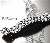 Foto в Одежда и обувь Часы Легендарные часы Железный самурай / Iron в Нижневартовске 880