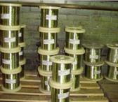 Фото в Строительство и ремонт Электрика (оборудование) Медная проволока луженая ММЛ диаметрами: в Санкт-Петербурге 1430