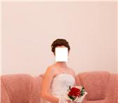 """Фотография в Одежда и обувь Свадебные платья Шикарное пышное белое платье """"Тортик"""" со в Нижнем Новгороде 17000"""