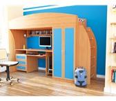 Foto в Для детей Детская мебель Продам детский уголок (кровать, шкаф. стол) в Тюмени 10000