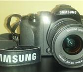 Фото в Электроника и техника Фотокамеры и фото техника Samsung NX11 KitФотокамера с поддержкой сменных в Челябинске 7900