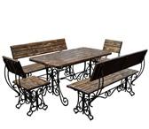 Фото в Мебель и интерьер Мебель для дачи и сада Московская фабрика дачной мебели предлагает в Москве 40160
