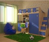 Изображение в Мебель и интерьер Мебель для детей Детскик кровать комплекс таймаут и пикник. в Перми 32800